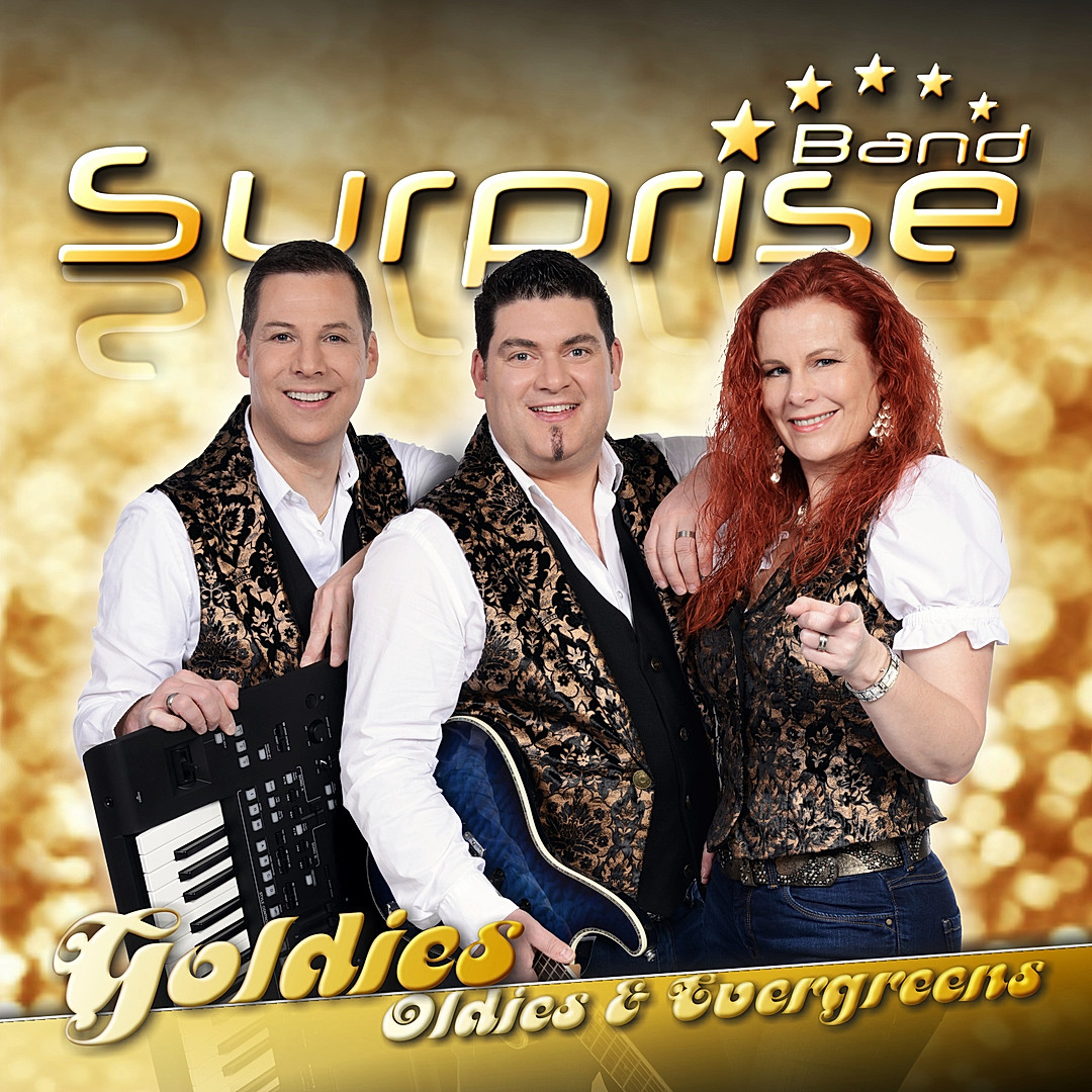 CD Surprise Band Goldies