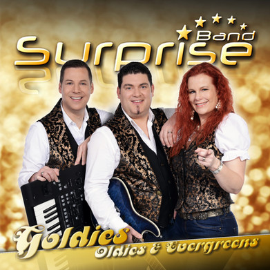 CD Surprise Band Goldies