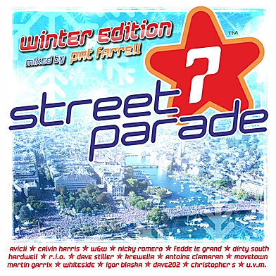 CD Street Parade - Winter Edition