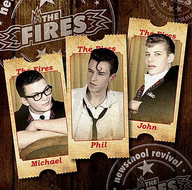 CD The Fires _Newschol revival_