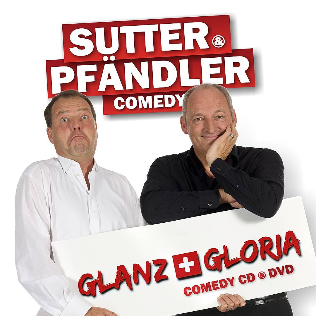 CD Suter und Pfändler - Glanz und Gloria