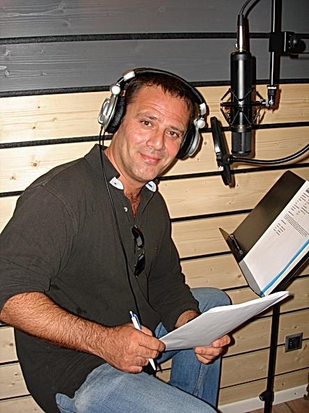 Heinz Margot (Sprecher)