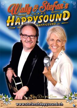 Autogramm Wally & Stefans Happy Sound 00
