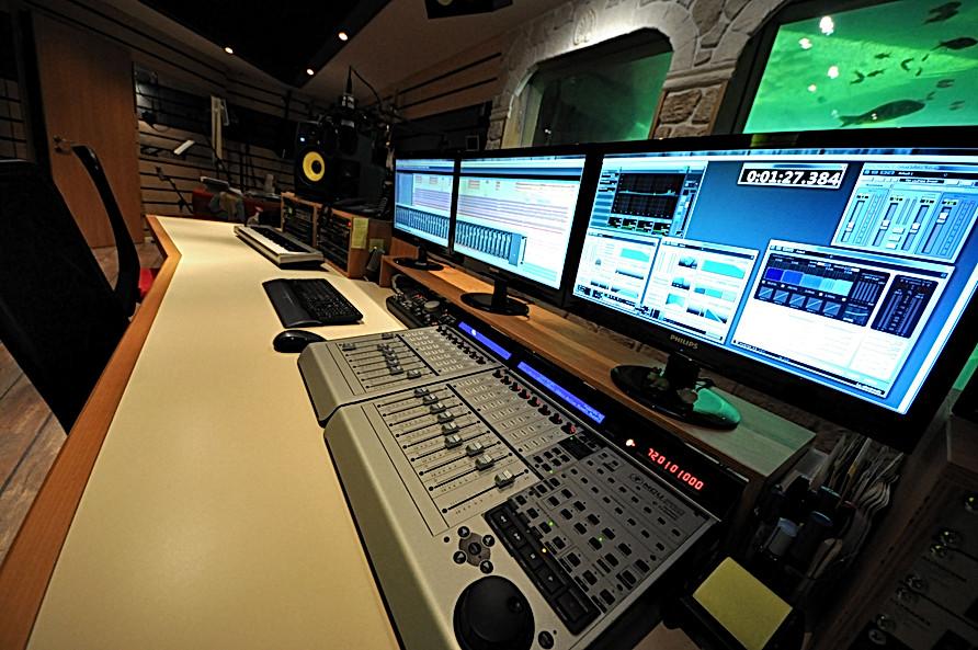 Arbeitsplatz Studio