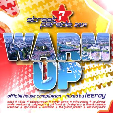 CD Street Parade - Warm Up 2014