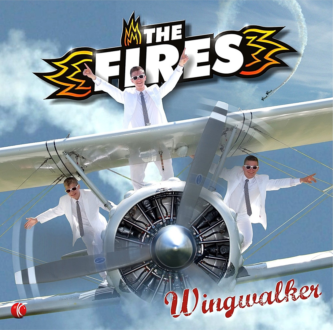 CD The Fires _Wingwalker_