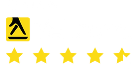 Yell Find Us On Logo with stars