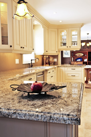 Classic look kitchen counter