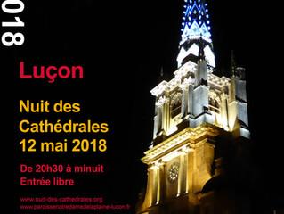 Nuit des Cathédrales 2018