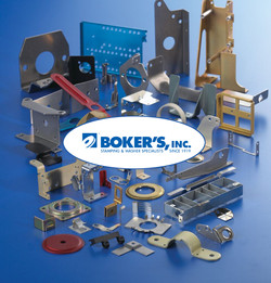 Boker's Inc. Washer and Stamping's