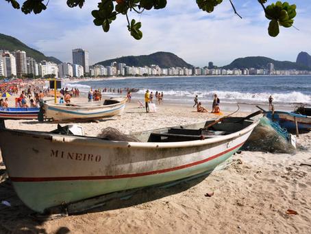 4 atividades para fazer de graça em Copacabana