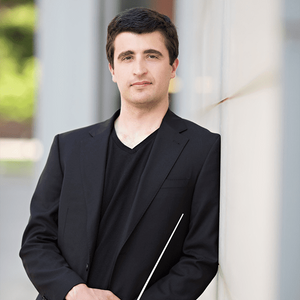 Associate Conductor of the ISO Jacob Joyce