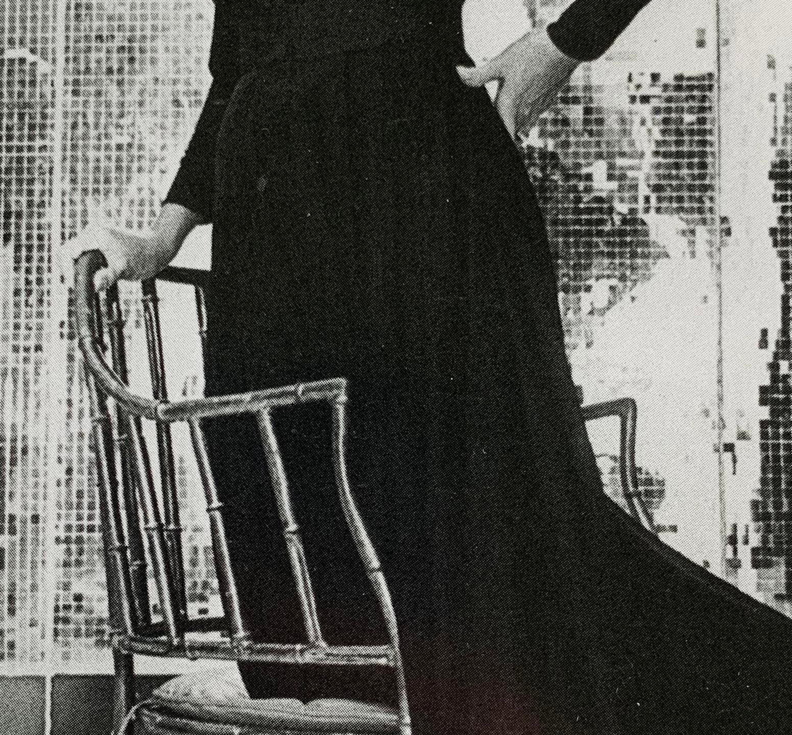 Dress by Norman Norel, 1968