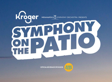 Join us Saturday night for Kroger Symphony on the Patio!