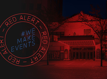 #WeMakeEvents #RedAlertRESTART to Light 1,500 Buildings in Red on Tuesday, Sept. 1