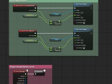 Learning Unreal - Blueprints (Basics)