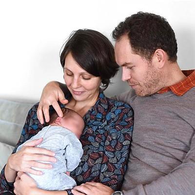 Aurélie, Sébastien & Victor