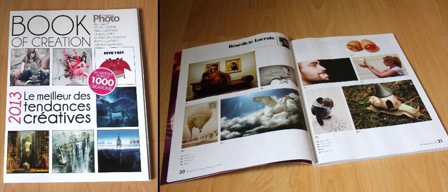 Benedicte-lacroix-Book of Creation2013
