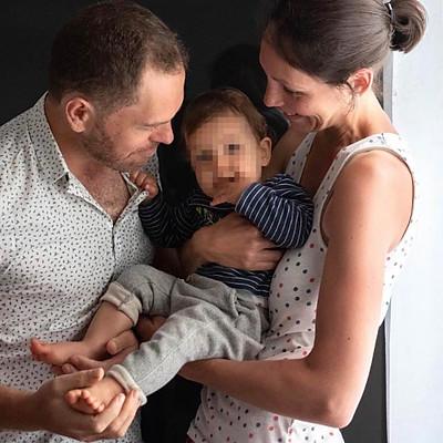 Famille Aurélie & Sébastien