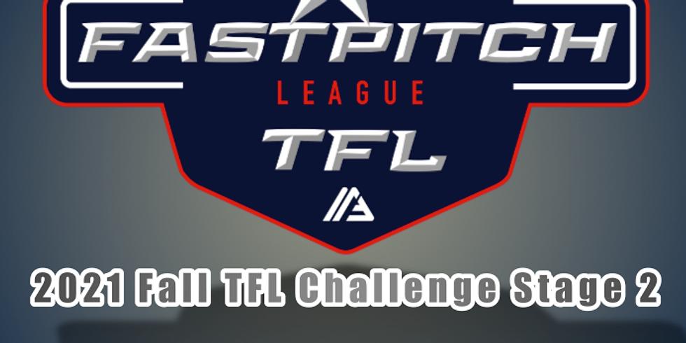 2021 Fall TFL Challenge Stage 2