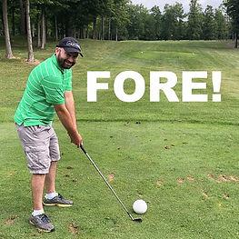Golfer  green shirt video cover 2.jpg