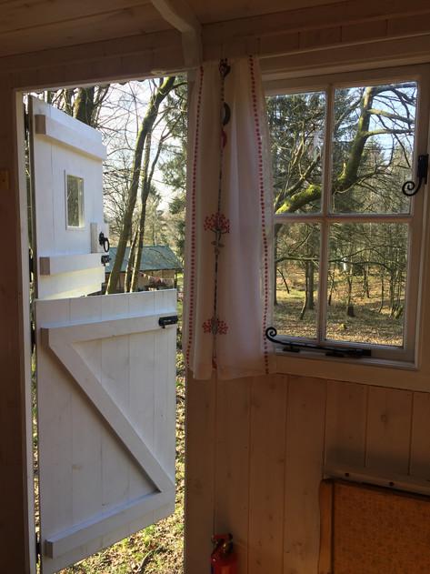 Swing open your doors to magical woodlan