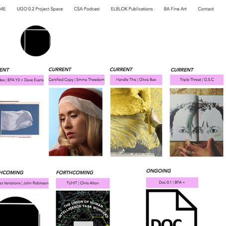 UGO.02 Digital Exhibition Platform