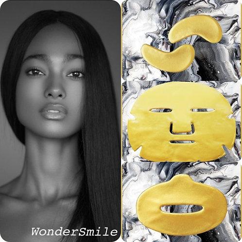 Collagen Gold Masks - Combo