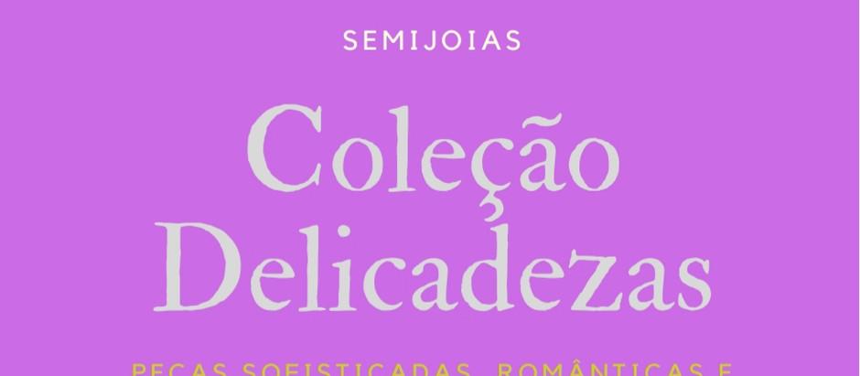 Catálogo Coleção Delicadezas
