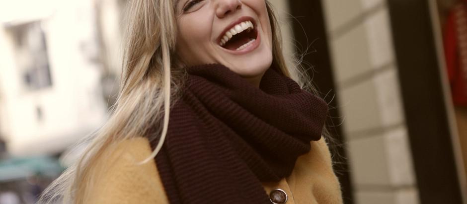 3 Razões para Você Rir e Sorrir Mais
