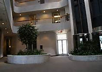 Atrium of Office Building College Station