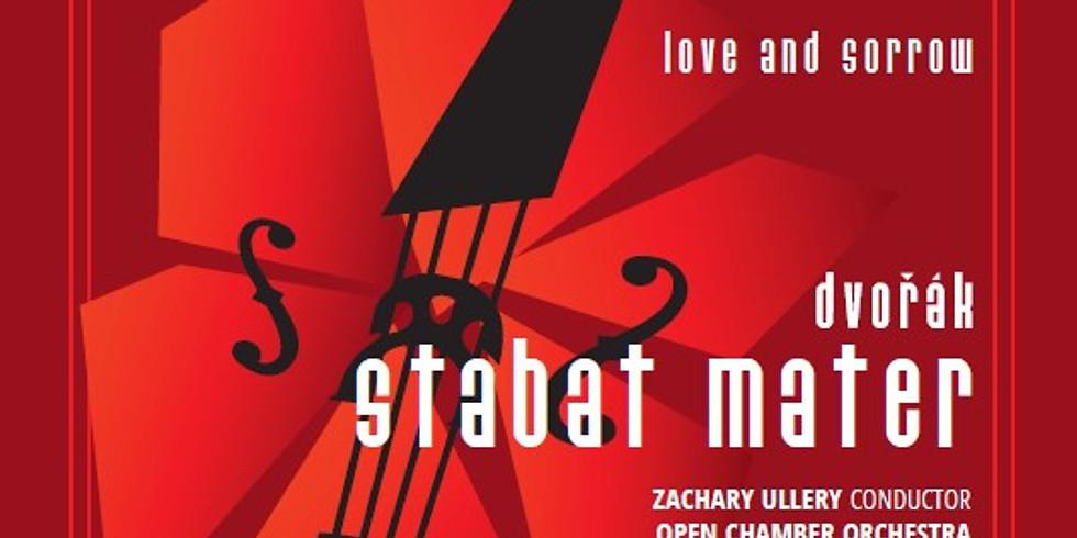 Stabat Mater de Dvořák avec le Paris Choral Society