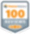 100 reviews award for Home advisor for Overhead Service Solutions