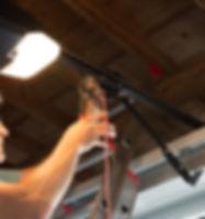 Garage Door Operner Installation