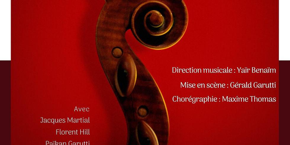 "Conte musical ""L'Histoire du soldat"" - Igor Stravinsky"