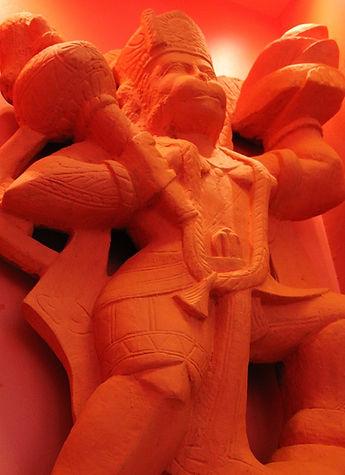 Hindu Sanantan Mandir member hanuman