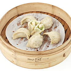 Zucchini Shrimp Dumplings 青瓜鲜虾蒸饺