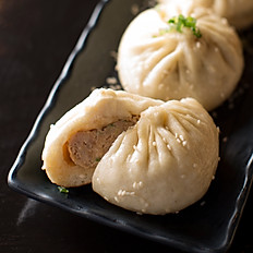 Q-BAO (Pan Fried Pork Buns) 特色煎包