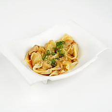 Pork Wonton in Chili Sauce 红油猪肉小抄手