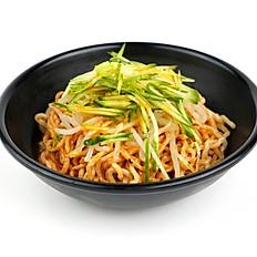 Cold Noodle w/ Szechuan Sauce 川味凉面