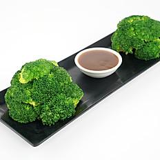 Broccoli w/ Seafood Sauce 蚝油西兰花
