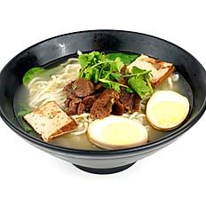 Beef-Stew Noodle Soup 秘制牛肉汤面