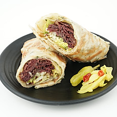 Spicy/Non-Spicy Beef Pancake Roll  牛肉卷饼