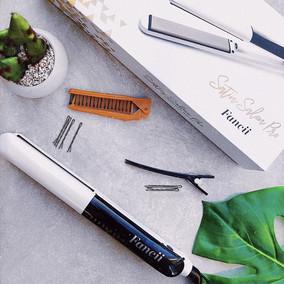 Hair Straightner Box Design