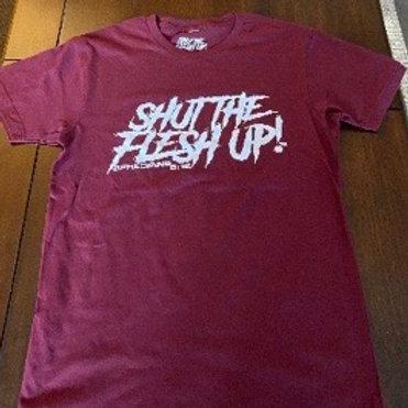 Burgundy - Shut The Flesh Up