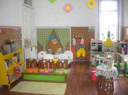 Sala Jardim de Infância