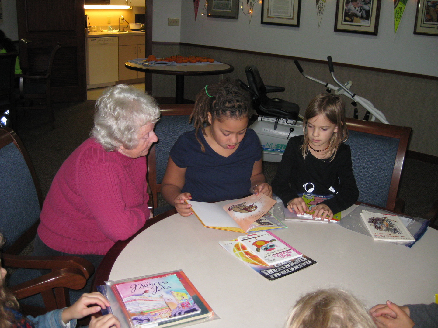 Reading With Others