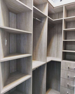 Italian Melamine Closet