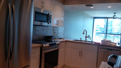 High Gloss Thermofoil Kitchen