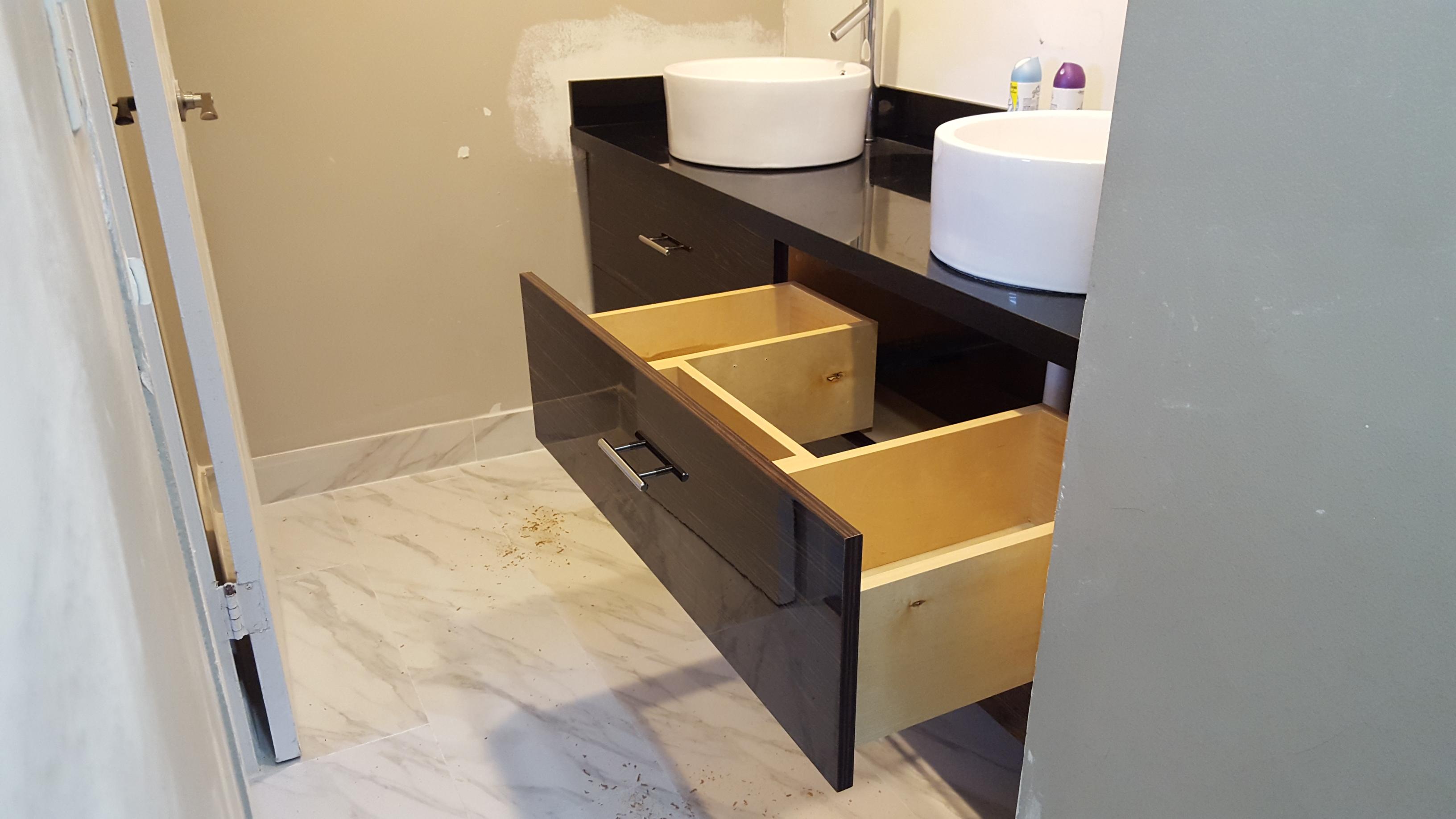 Modern Vanity